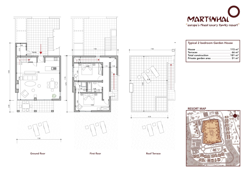 2 Bedroom Garden House Martinhal Property Sales