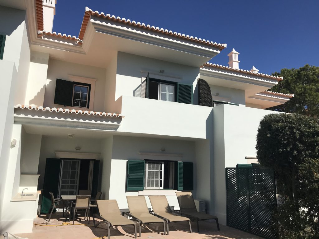 2 bedroom south facing townhouse, Martinhal Quinta