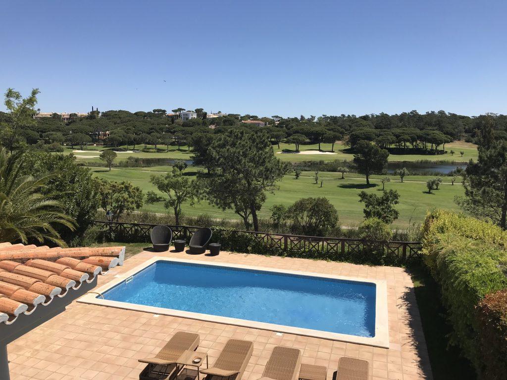 4 bedroom frontline golf property, Martinhal Quinta