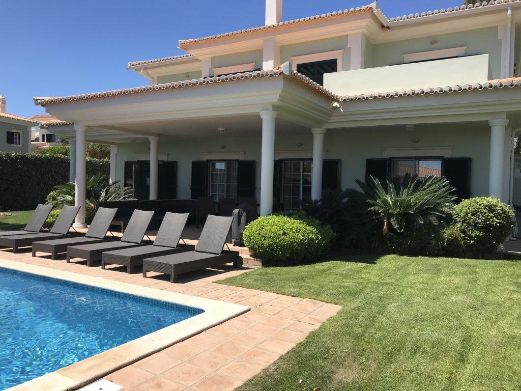 4 bedroom villa, large private plot, Martinhal Quinta