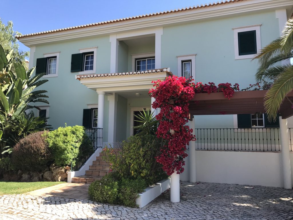4 bedroom villa with private pool Martinhal Quinta