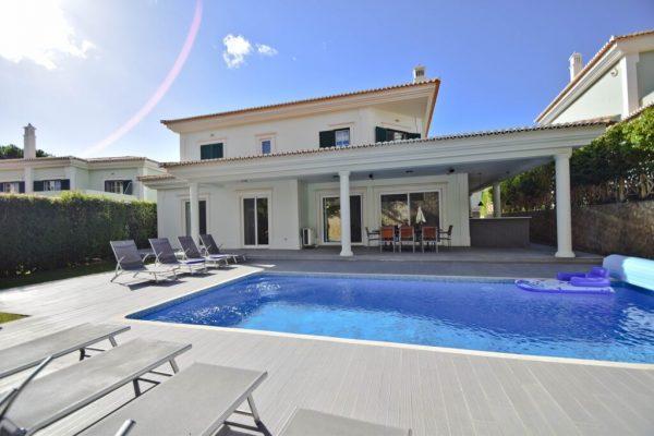 Refurbished 4 bedroom villa  – Martinhal Quinta