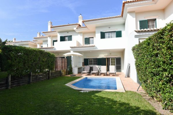 Super south facing 2 bed townhouse with pool, Martinhal Quinta
